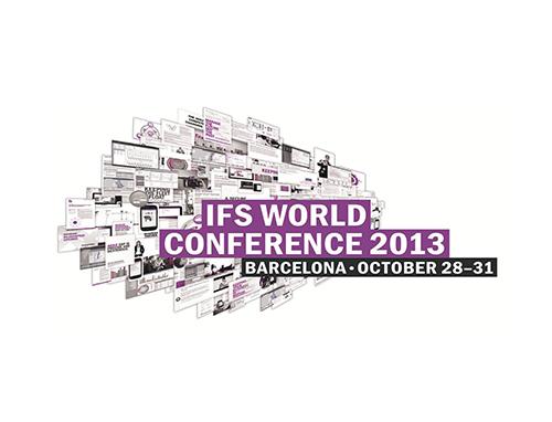 IFSWorldConferene2013 logo