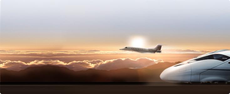 Самолеты над облаками