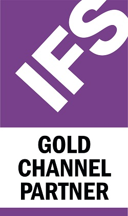 IFS Gold Channel Partner logo