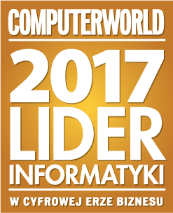Computerworld IT leader logo