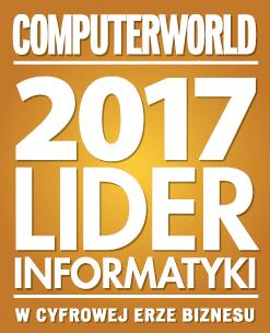 Computerworld IT leader logo