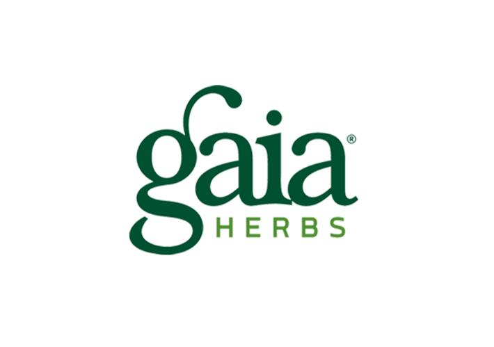 Gaia-Herbs logo