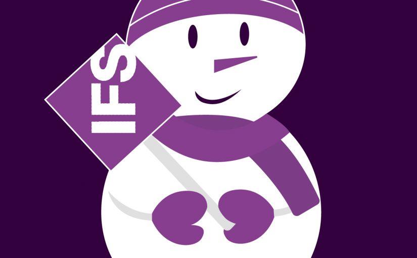 IFS-New Year snowman