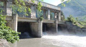Изображение плотины гидроэлектростанции