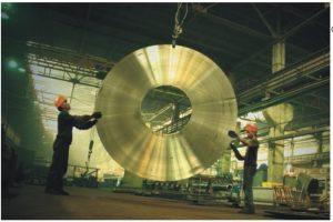 Завод энергетического машиностроения проводит масштабную автоматизацию функций управления