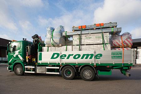 Автоматизация процессов производства для Derome
