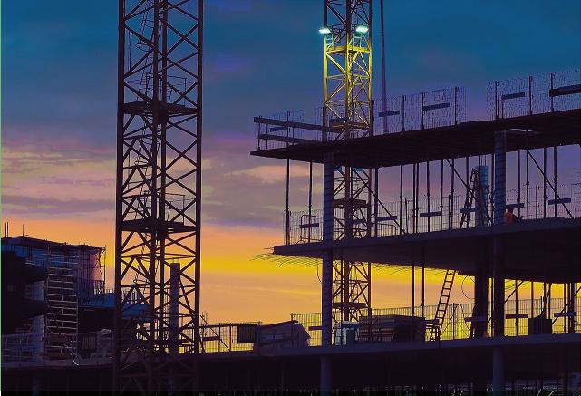 Управление финансами в строительстве
