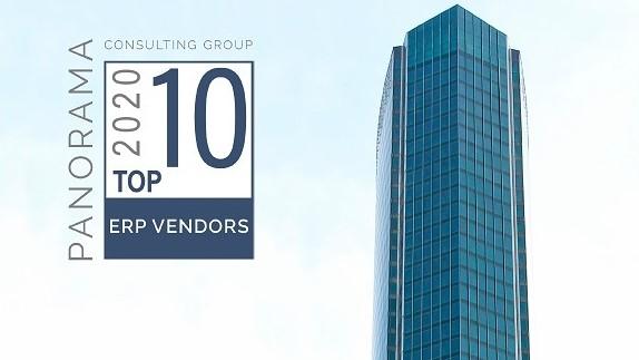 IFS в рейтинге топ-10 ERP-поставщиков 2020 г