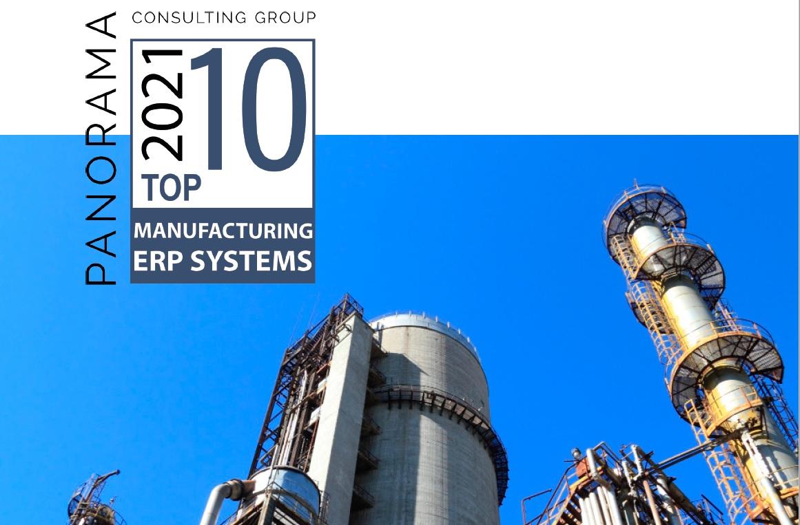 IFS Applications в рейтинге ведущих ERP для производства